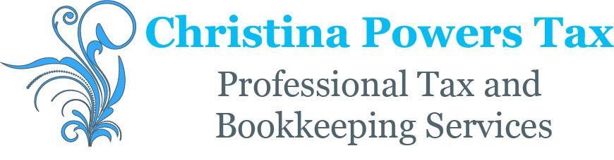 Christina Powers Tax LOGO