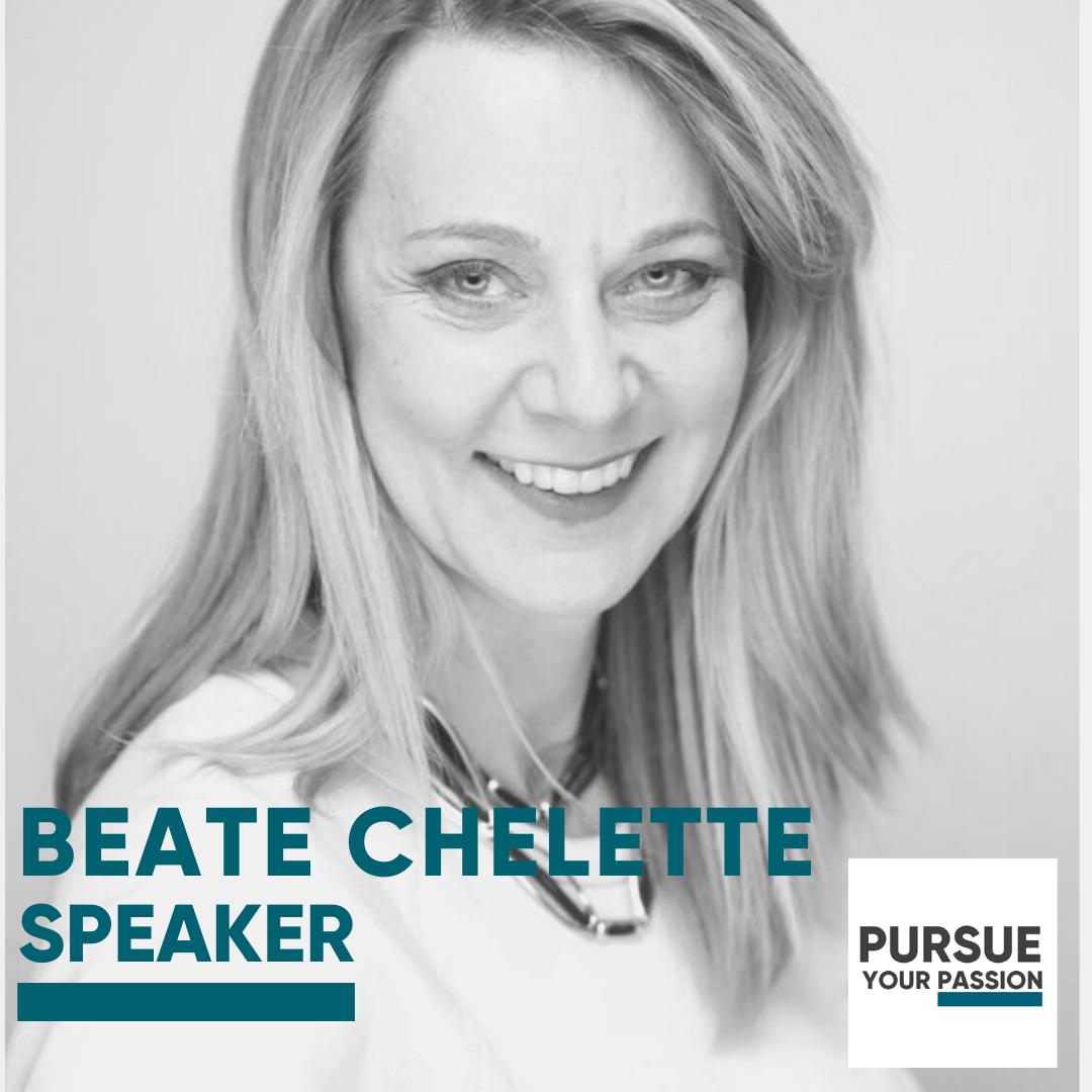 Speaker-Beate Chelette