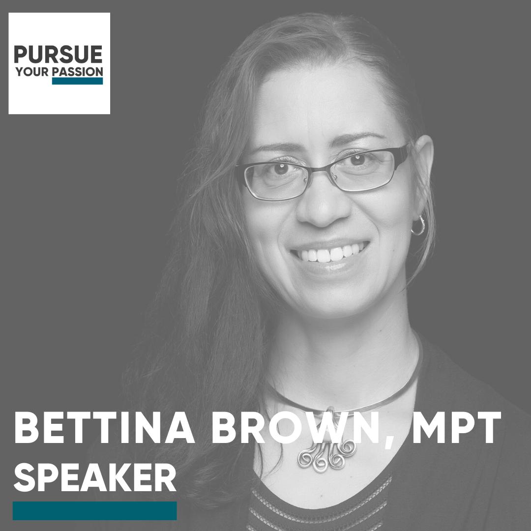 Speaker-Bettina Brown