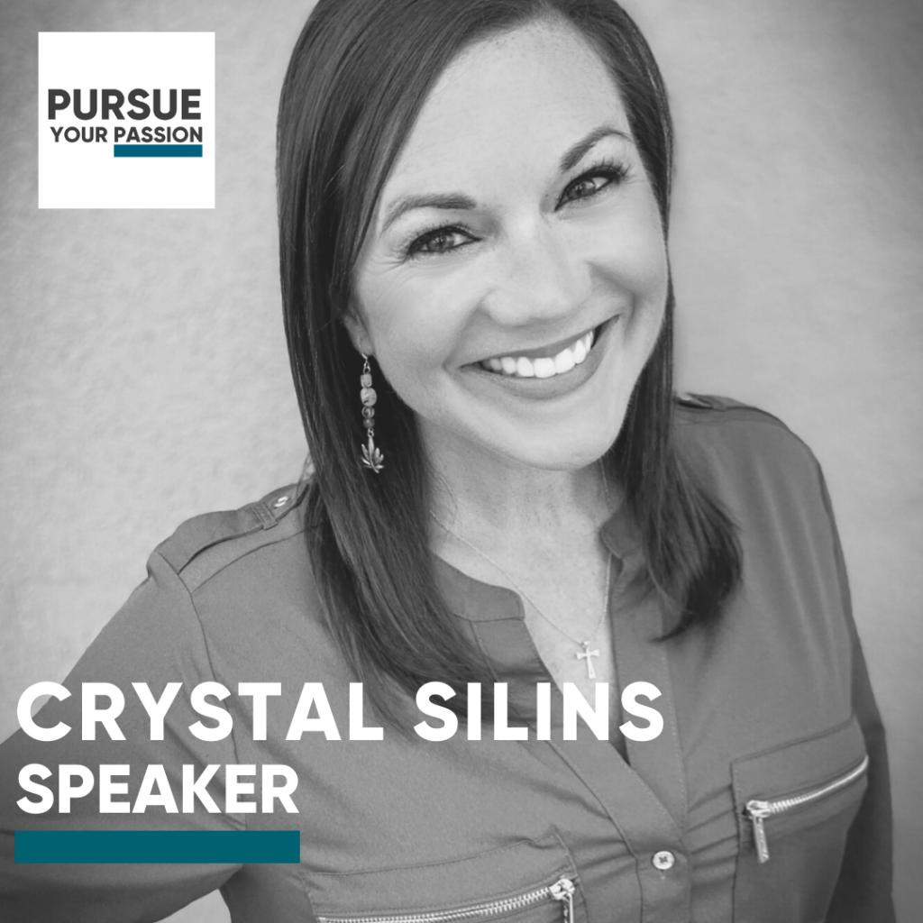 Speaker-Crystal Silins