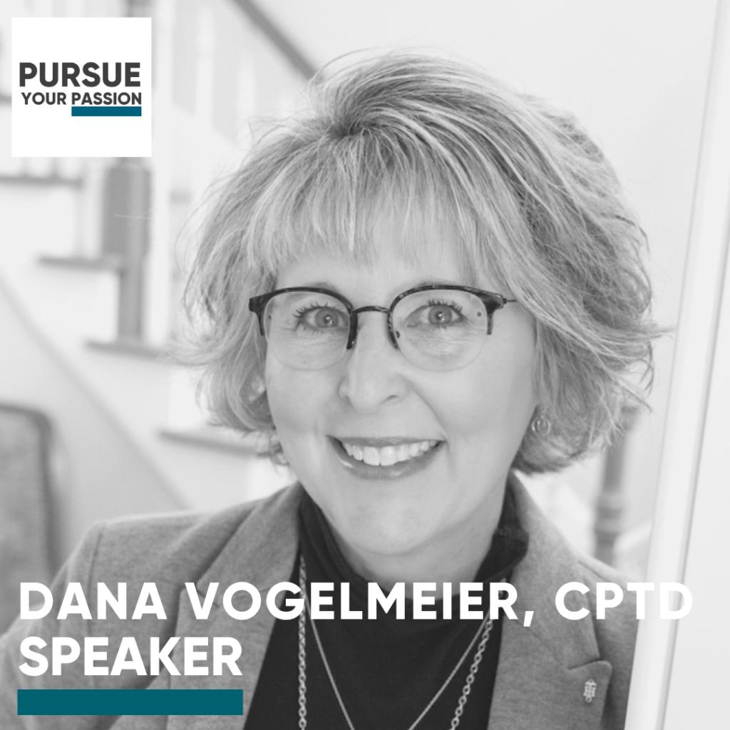 Speaker-Dana Vogelmeier