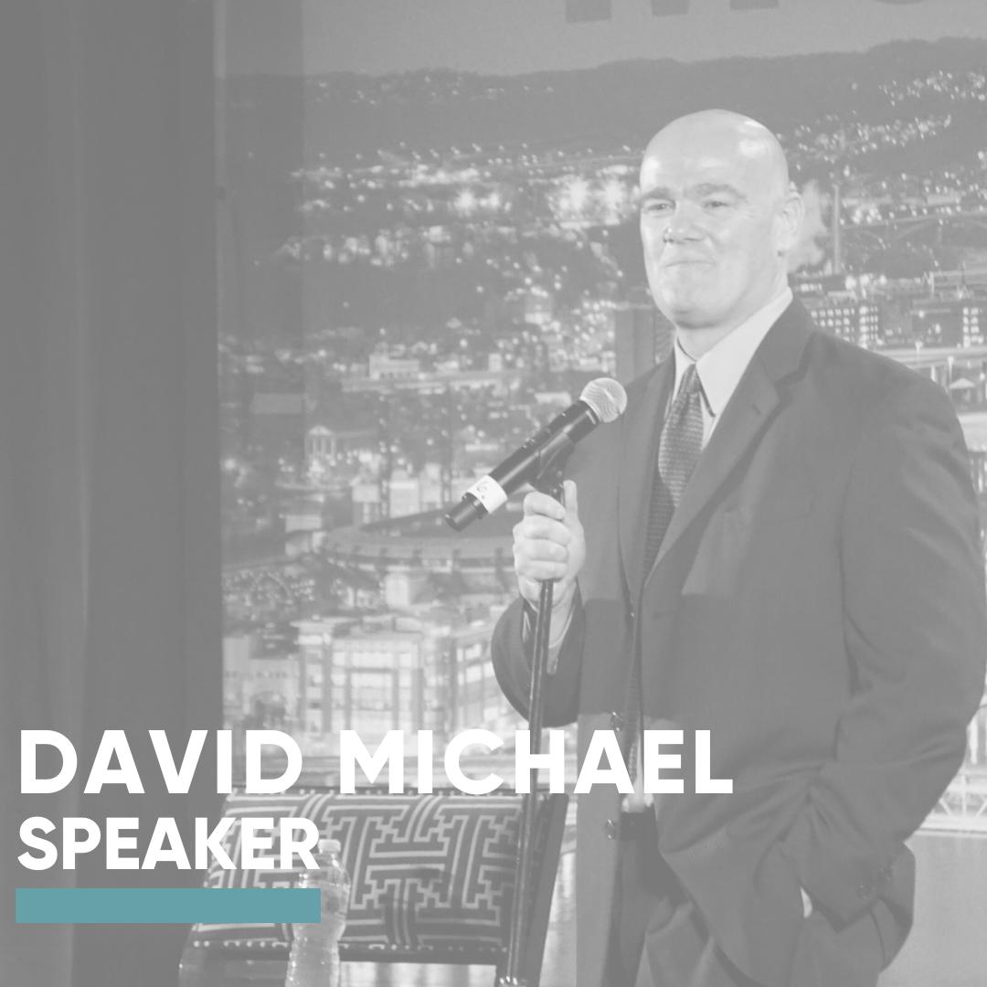 Speaker-David Michael