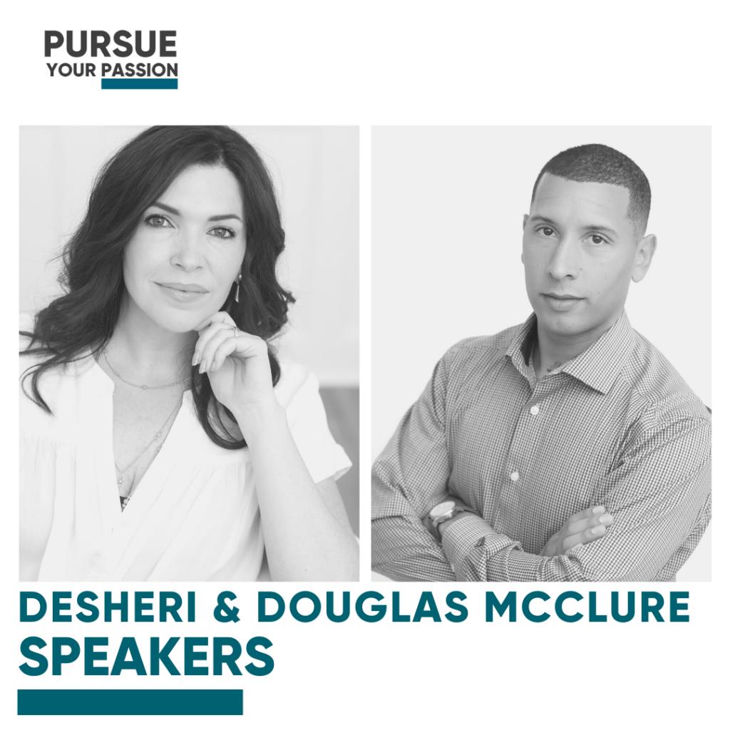 Speaker-Desheri McClure