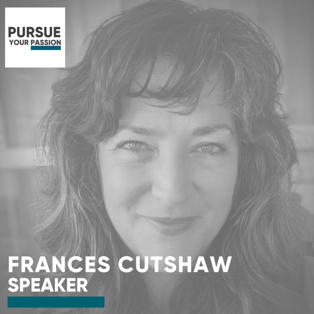 Speaker-Frances Cutshaw