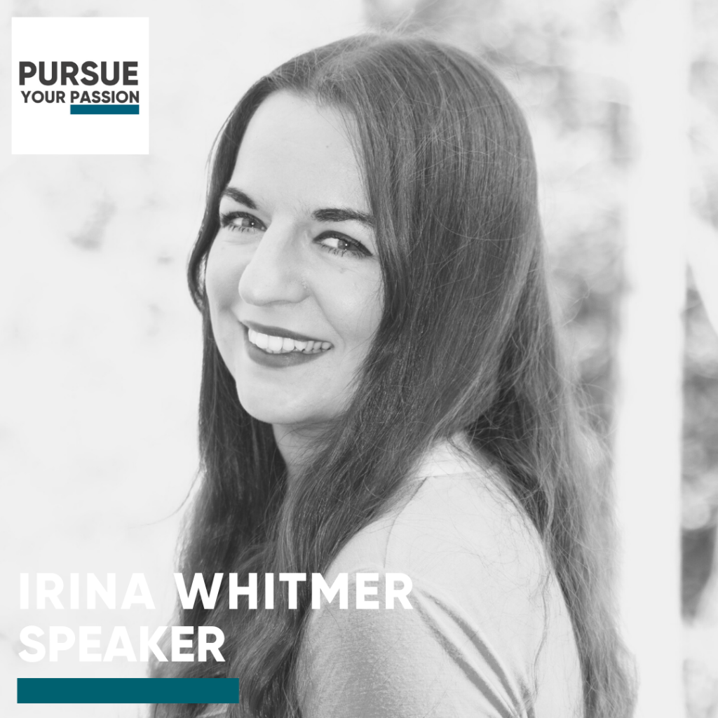 Speaker-Irina Whitmer