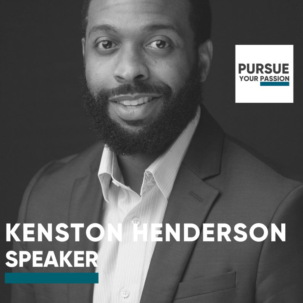 Speaker-Kenston Hender