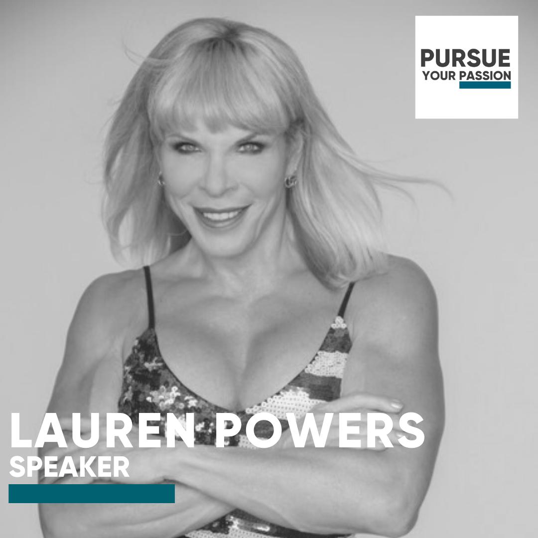 Speaker-Lauren Powers