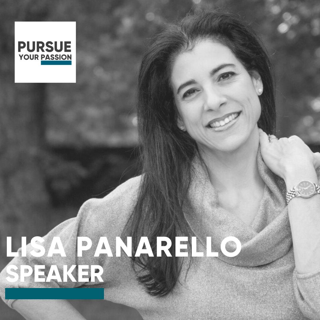 Speaker-Lisa Panarello