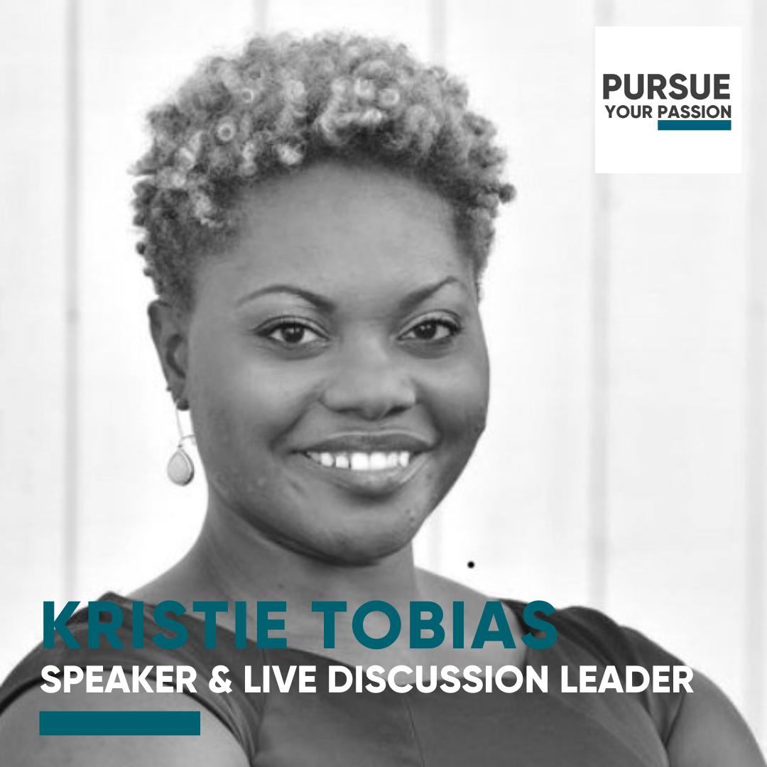 Speaker & Live-Kristie Tobias