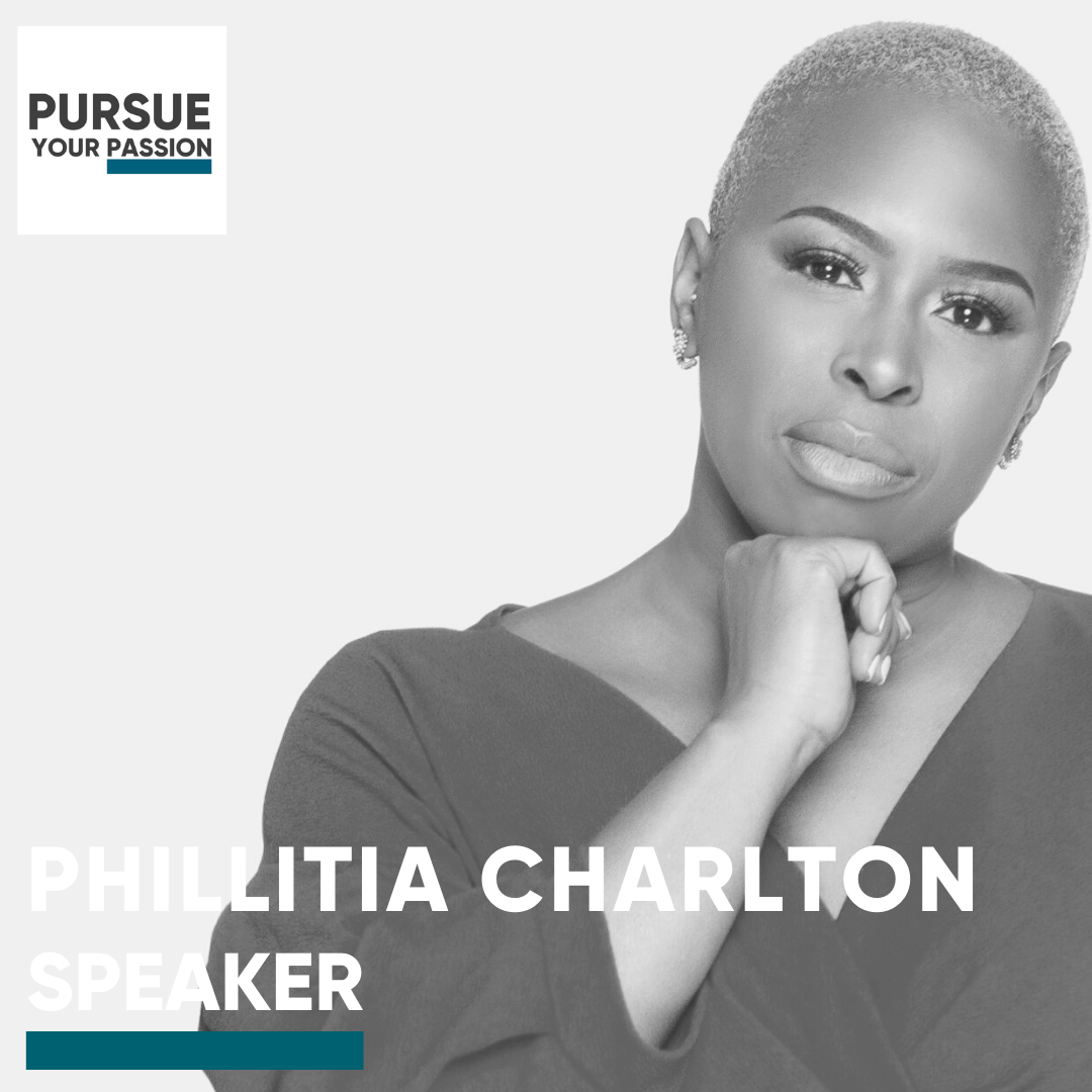 Speaker-Phillitia Charlton
