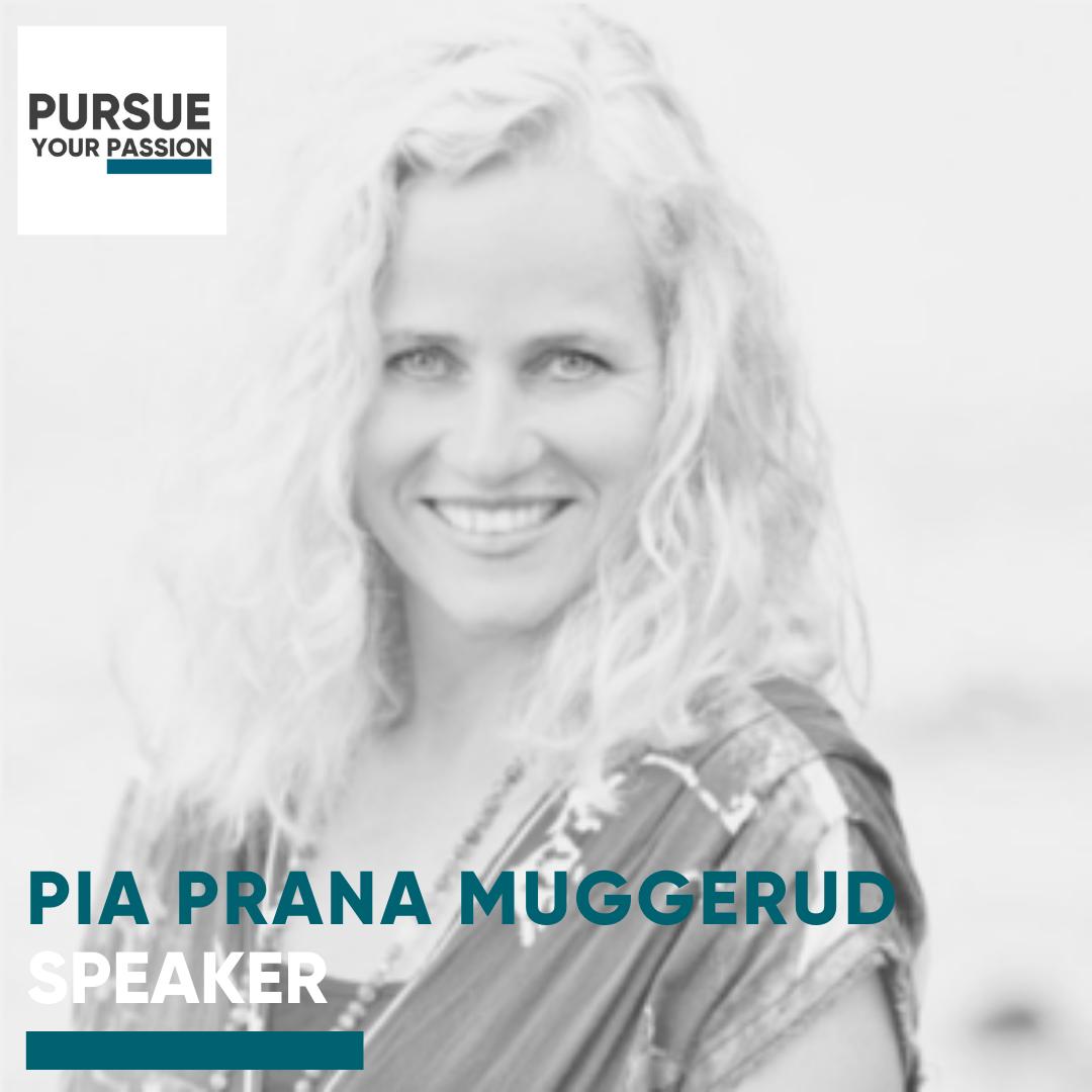 Speaker-Pia Muggerud
