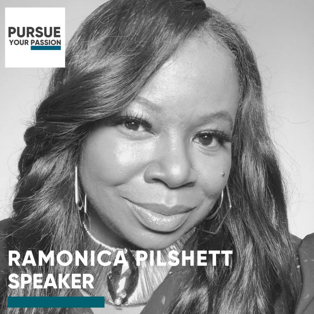 Speaker-Ramonica Pilshett