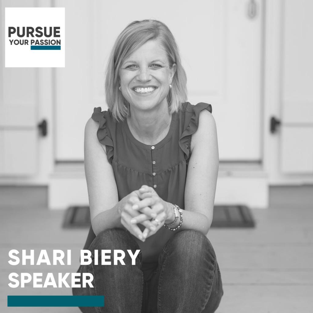 Speaker-Shari Biery