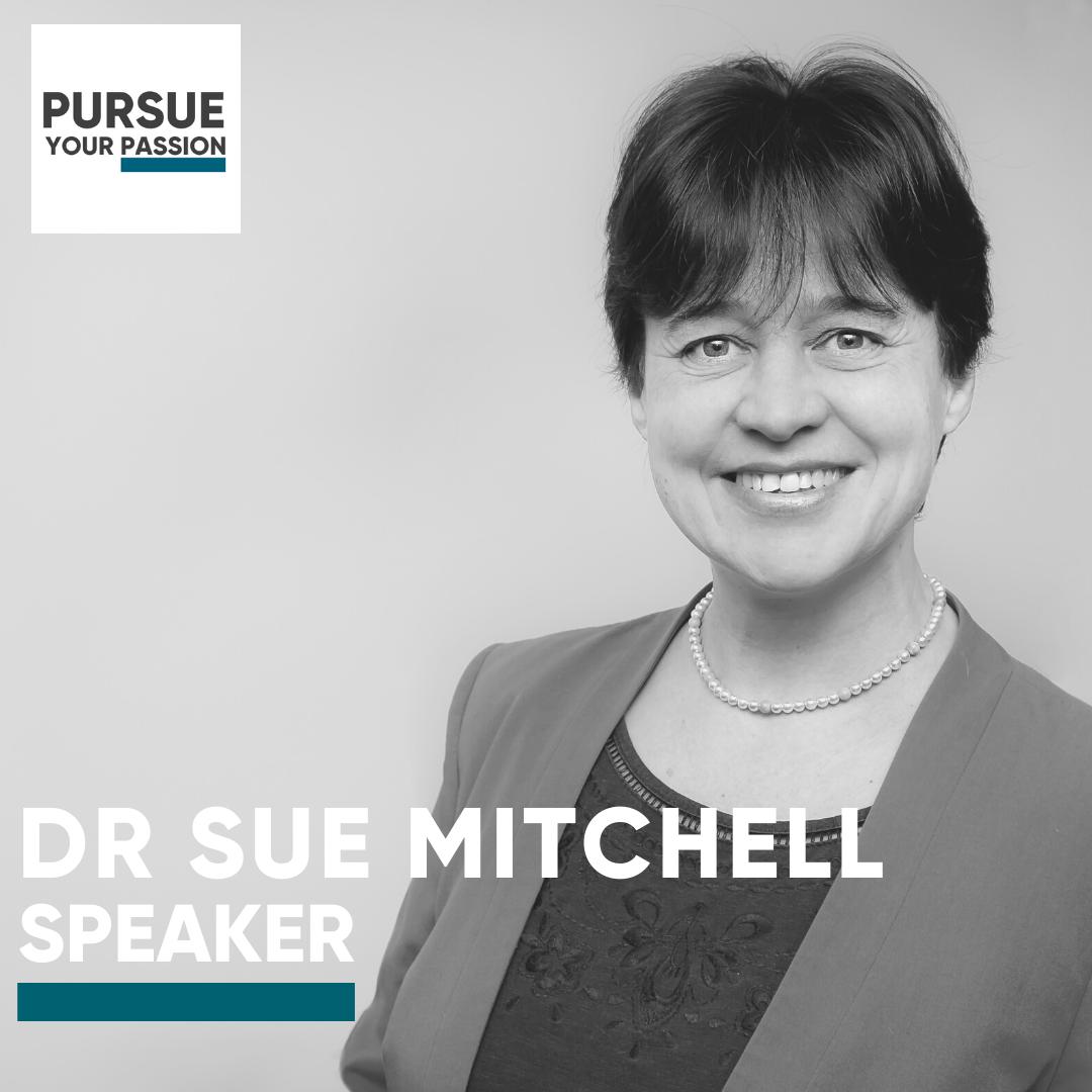 Speaker-Sue Mitchell
